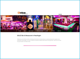06 Restaurant Bar Dolce 270 x 200